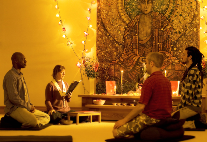 buddhism rituals Learn about buddhism primary beliefs, symbol, founder, sacred texts, branches, major holidays, and key terms.