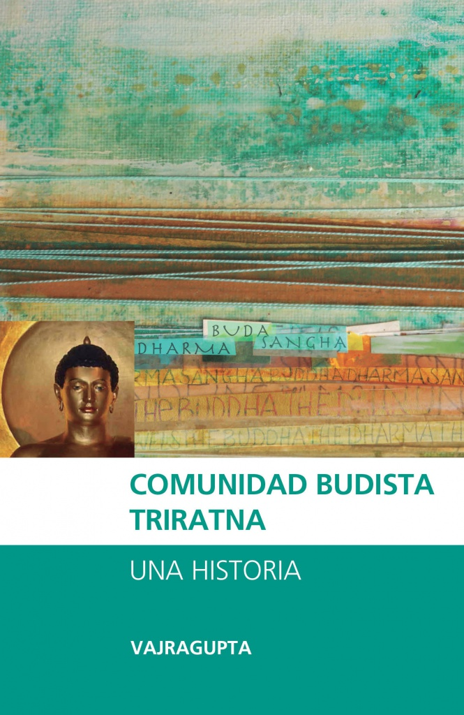 New history of Triratna published in Spanish: 'Comunidad