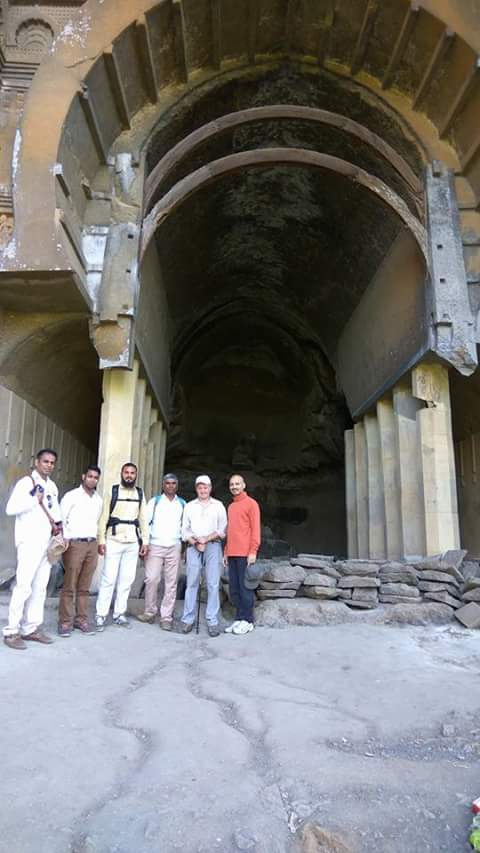 essay on bhaja caves