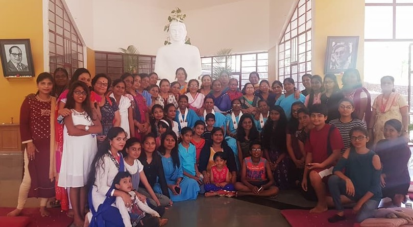 women general retreat the buddhist centre