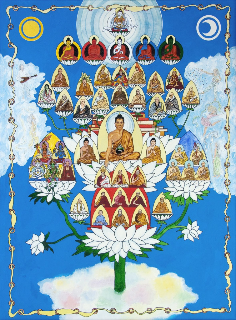 5 Years of the Buddhist Centre Online: #10 Revived Indian