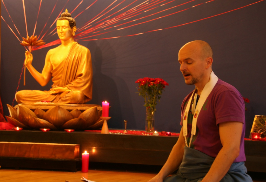 White Buddhist Race Talk
