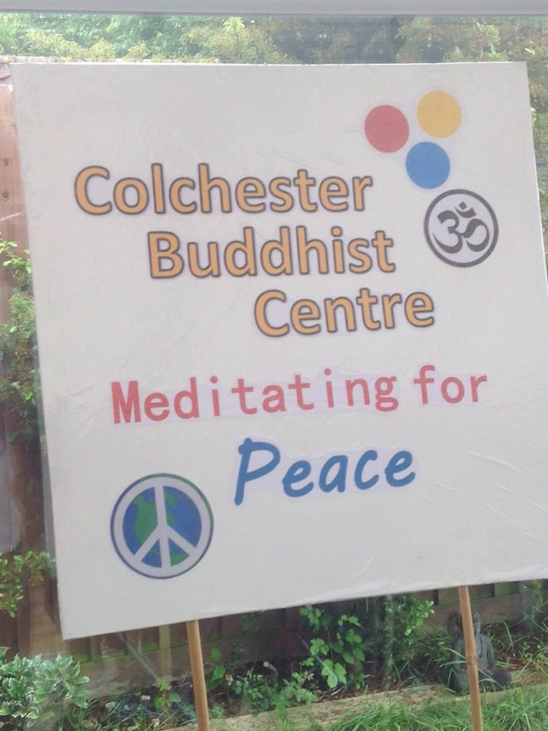 colchester buddhist dating site Our website  colchester buddhist centre: meditate in the park for peace (a  buddhist action month activity)  the opening of the colchester buddhist centre.