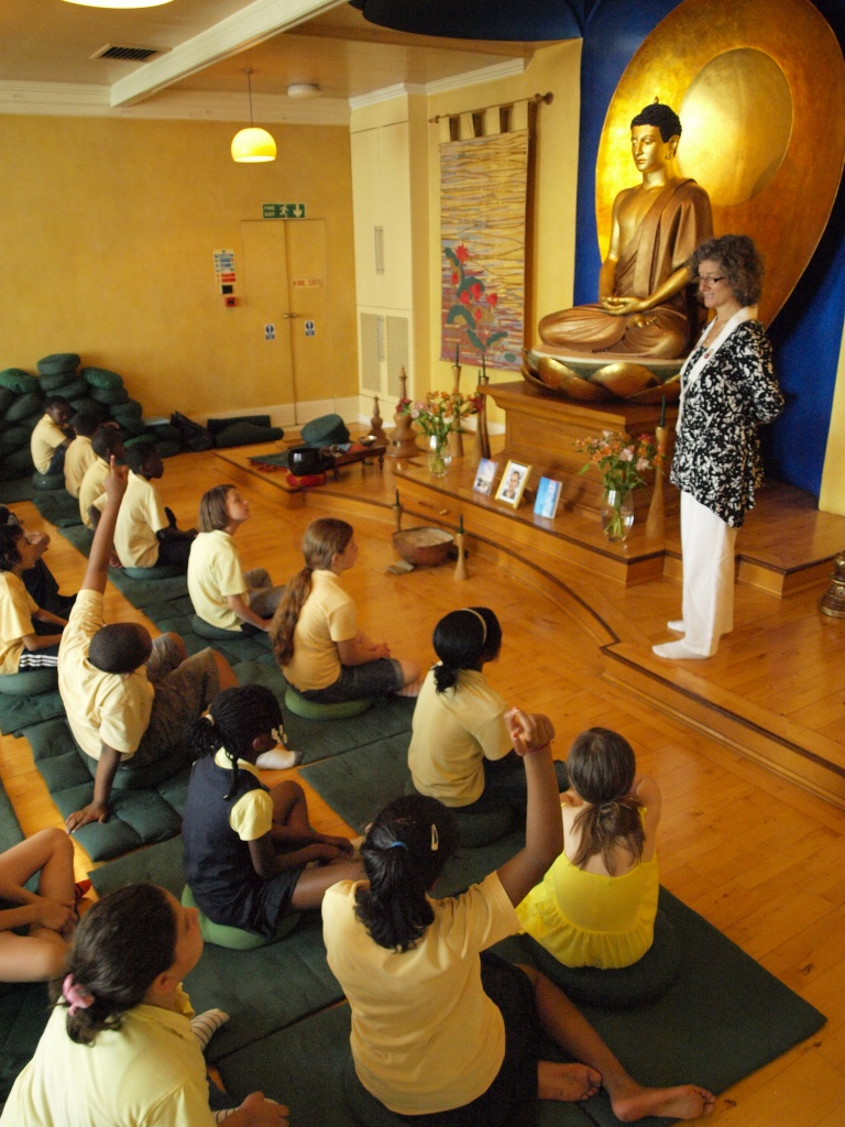 Training For Buddhists Working With Schools In The Uk