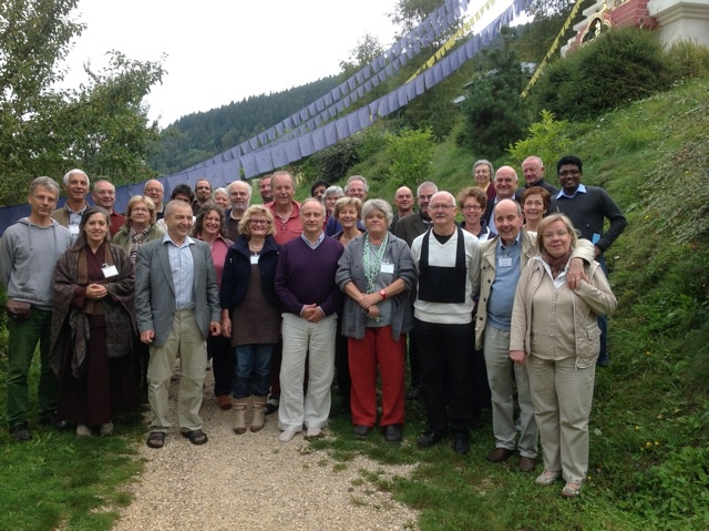 Munisha reports from the European Buddhist Union meeting ...