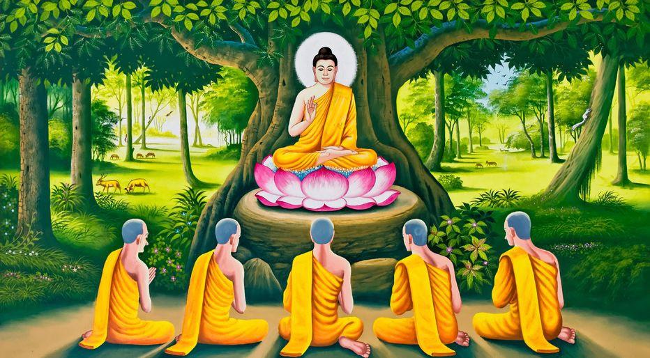 Teaching Of Buddha - Lawteched