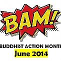 Buddhist Action Month 2014