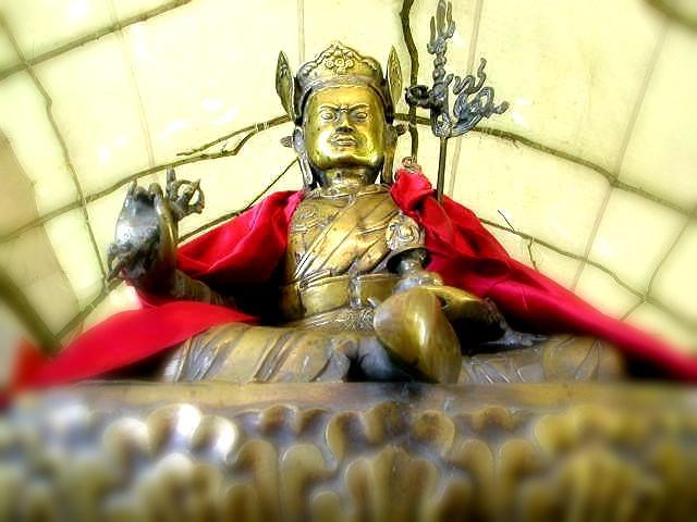 Buddhafield: Padmasambhava