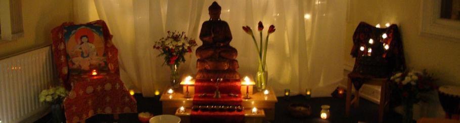 New year's Eve Shrine