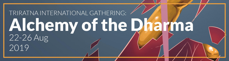 Triratna International Gathering 2019: Alchemy of the Dharma