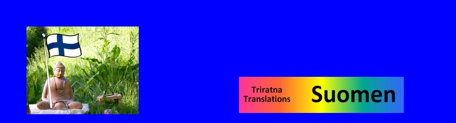 Triratna Finnish Translation group