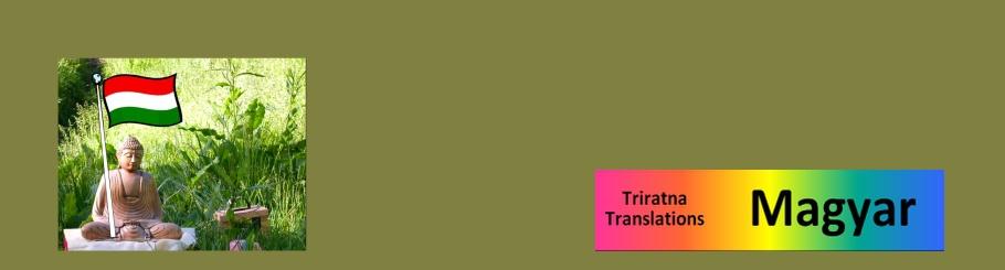 Triratna Hungarian Translation group