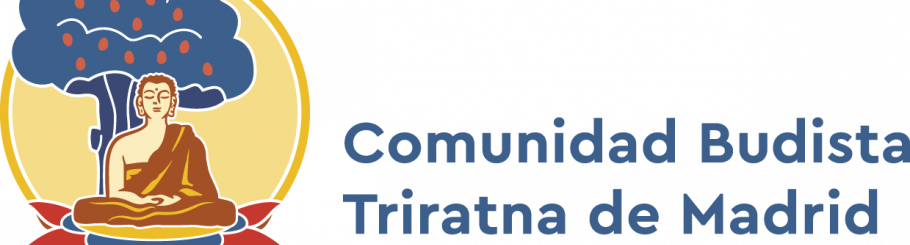 Logotipo Triratna Madrid