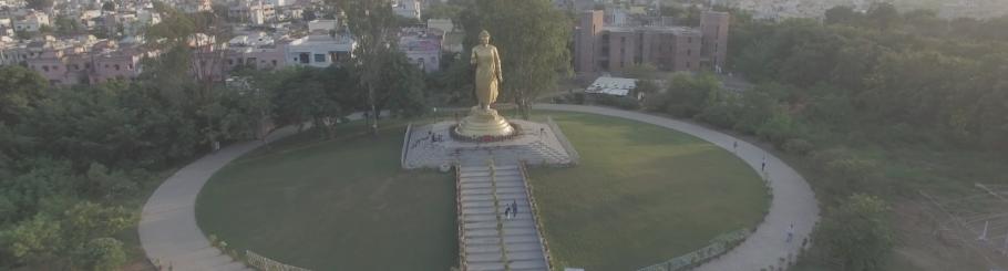 Walking Budhha at Nagaloka