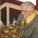 Receiving Flowers, 2007