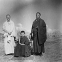 Sangharakshita With Kachu Rimpoche And Sogyal Rimpoche