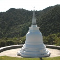 Stupa At Sudarshanaloka