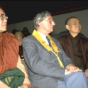 With Dr. Riwatadhamma and Thich Nhat Hanh