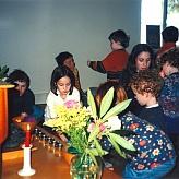 Arranging A Shrine