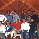 Aryaloka Men's Community, New Hampshire 1990s