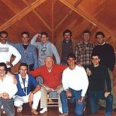 Aryaloka Men's Community, New Hampshire 1990s