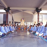 American-Indian Retreat, Bhaja 1994