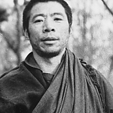 Chetul (Chatral) Sangye Dorje (Young)