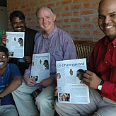 Subhuti And The Team At Dhammakranti