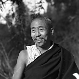 Dhardo Rimpoche Smiles