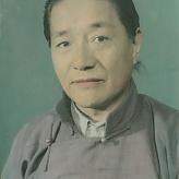 Dudjom Rimpoche Portrait