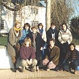 Group Of Bristol Women at Taraloka