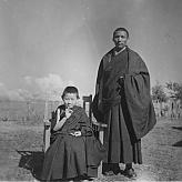 Kachu Rimpoche And Sogyal Rimpoche