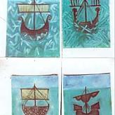 Saint Brendan Ships