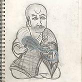 Hakuin Sketch