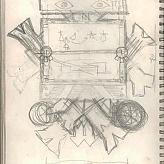 Road God Sketch