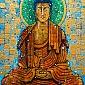 Shakyamuni painted by Aloka