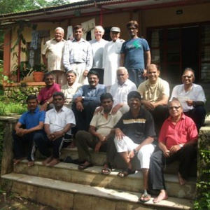 Men's Ordination process training TBM India