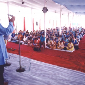 A Dhamma Address in India