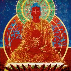Buddha Amitabha by Aloka