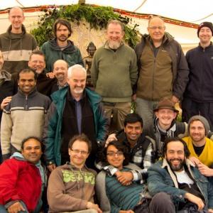 Mens camping weekend 2012