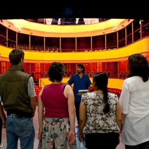 Choir at the Cambridge Buddhist Centre