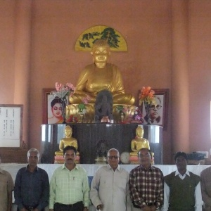 TRIRATNA BOUDDHA MAHASANGA (SOUTH/WEST) NAGPUR