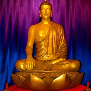 centre shrine