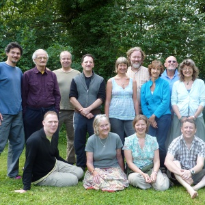 Bristol Order Members on retreat