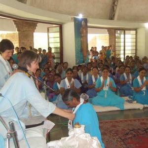 Karunamaya and Public Ordination