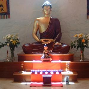 Vajraloka Meditation Retreat Centre