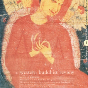Western Buddhist Review Issue 1