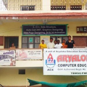 Aryaloka Computer Education India
