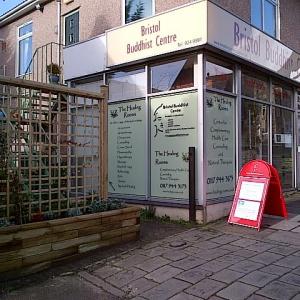 Bristol Buddhist Centre front