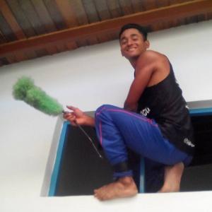 Fabian a mitra in Venezuela